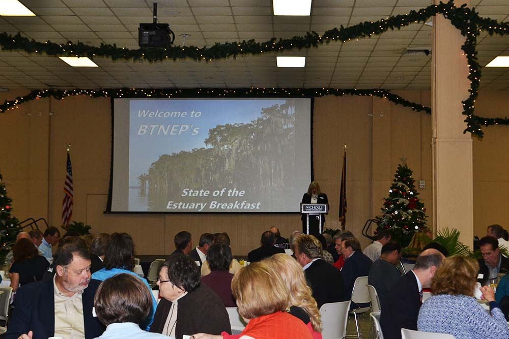 Image: BTNEP State of the Estuary Breakfast